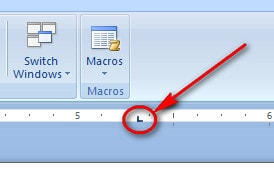 Cách tạo dòng chấm, tab (..........) trong Word 2010, 2016, 2013, 2007, 2003 7