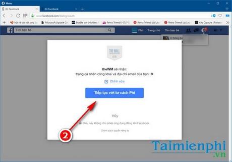 Tạo status fake, fake status trên Facebook
