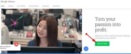 Đăng ký AdSense, tạo tài khoản Google AdSense