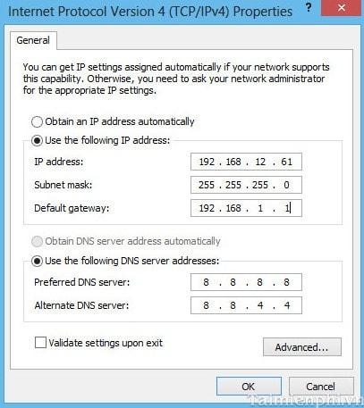 Thay đổi địa chỉ IP nhanh chóng với X-Proxy