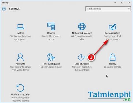 Thay đổi màu sắc, làm trong suốt Taskbar trên Windows 10 2