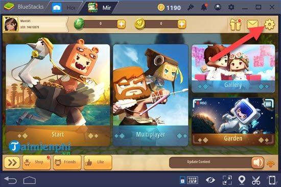 thay doi ngon ngu tieng viet tieng anh game mini world block art 2