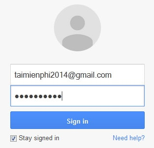 thay doi ten hien thi trong gmail