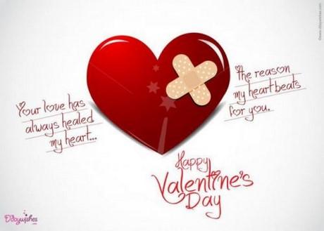 thiep valentine y nghia