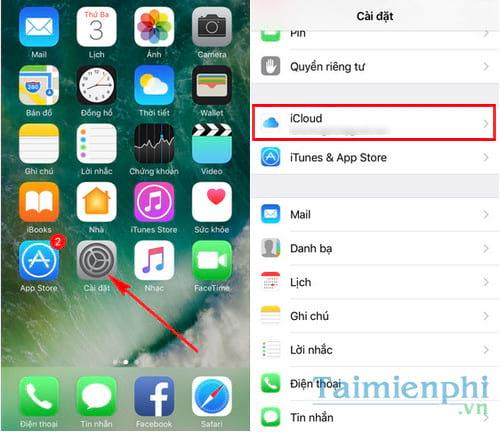 tim iphone bi mat voi find my iphone