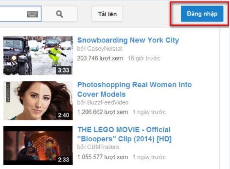 Tim kiem video youtube voi nhieu ngon ngu