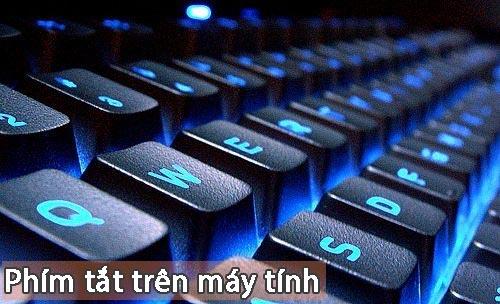 to hop phim tat may tinh
