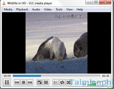 Tổng hợp 22 phím tắt VLC trên máy Mac