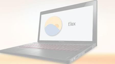 Các phần mềm chỉnh độ sáng màn hình laptop