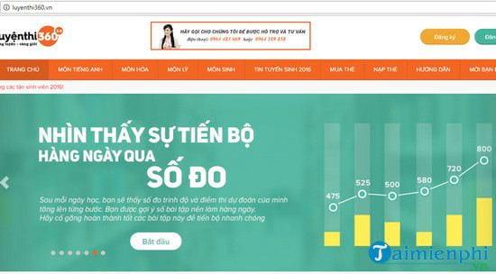 top nhung website luyen thi truc tuyen online tot uy tin cho hoc sinh 2