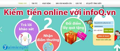 top trang web khao sat kiem tien online tai viet nam 2