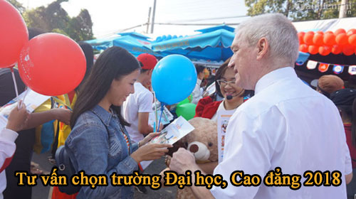 tu van chon truong dai hoc cao dang 2018 2