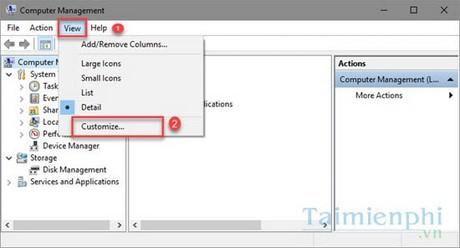 Tùy chỉnh chế độ xem Device Manager trên Windows 10 1