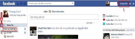Facebook - Cách UnHide all from trên Facebook