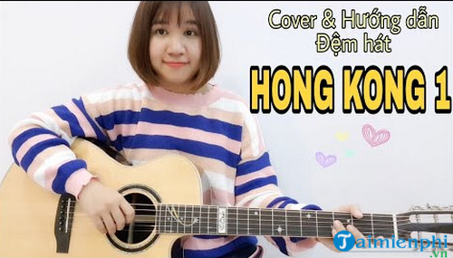 video huong dan choi guitar bai hongkong1 2