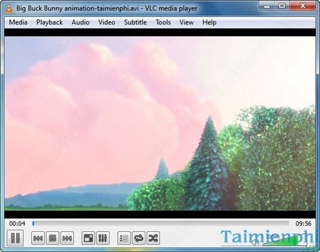 tuy chinh am thanh, hieu ung tren VLC Media Player
