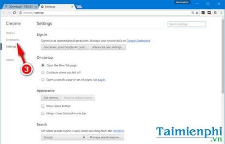 Vô hiệu hóa, bật extension trên Chrome, Firefox, Opera, CocCoc