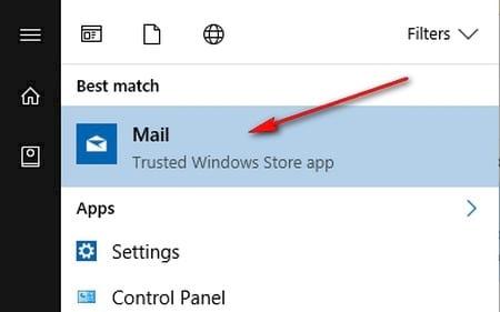 vo hieu hoa tinh nang xem truoc noi dung mail tren windows 10 2