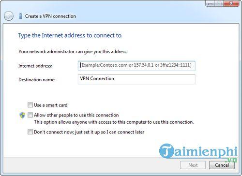 VPN la gi tai sao can dung va dung VPN trong truong hop nao