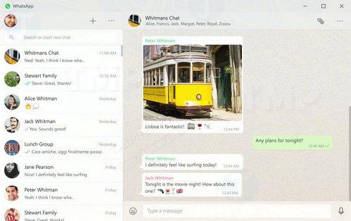 whatsapp mang ung dung whatsapp desktop len microsoft store 2