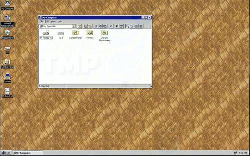 windows 95 hien co san duoi dang ung dung electron 2