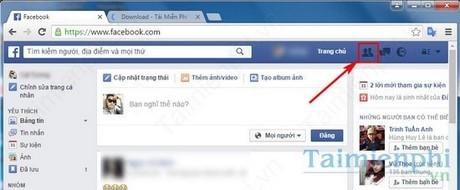 xem nhung nguoi minh da gui ket ban facebook