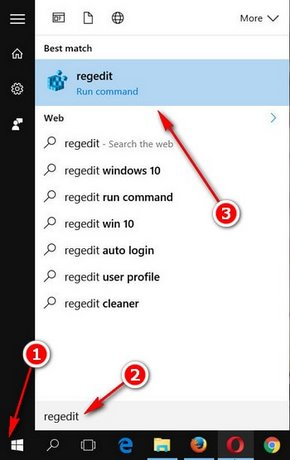 Xóa icon OneDrive, gỡ bỏ icon OneDrive trong File Explorer trên Windows 8, 8.1, 10