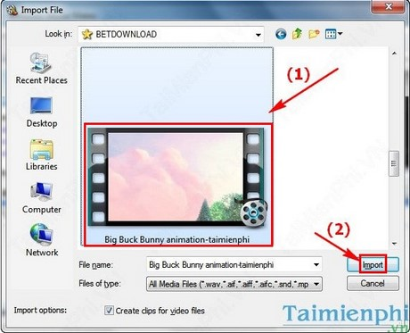 xoay video 90 180 do trong windows live movie maker