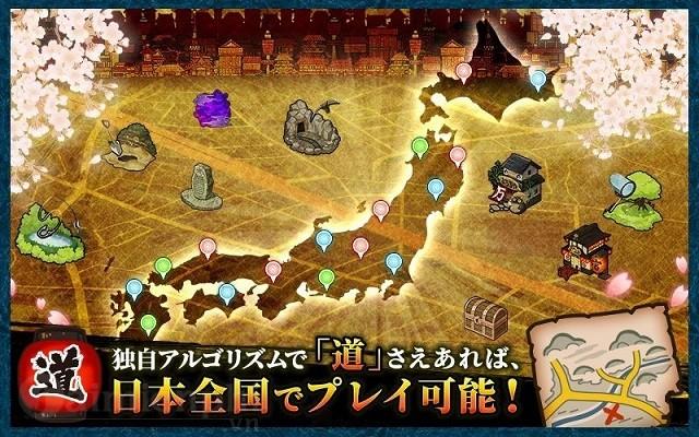 yaoyorozu quest game nhap vai dinh vi doi hinh doc dao ra mat nguoi choi ngay 19 1 2