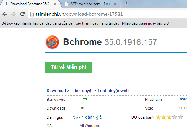 bchrome