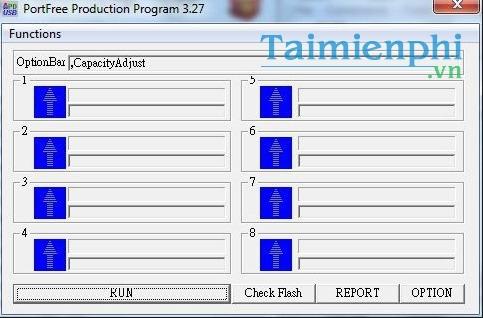 PortFee Production Progam