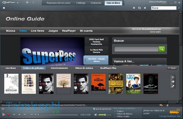 download RealPlayer