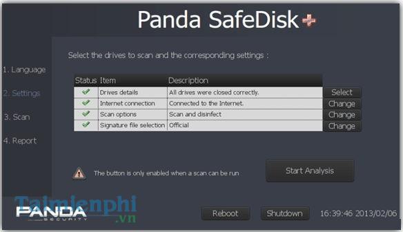 Panda SafeCD