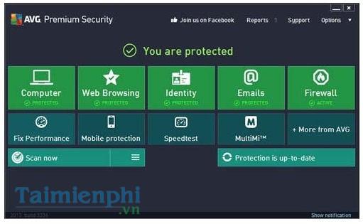 AVG Premium Security