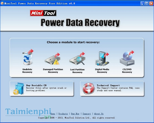download MiniTool Power Data Recovery