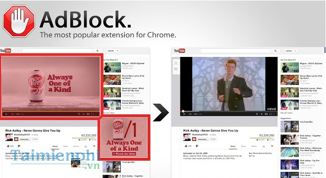 Adblock for Chrome