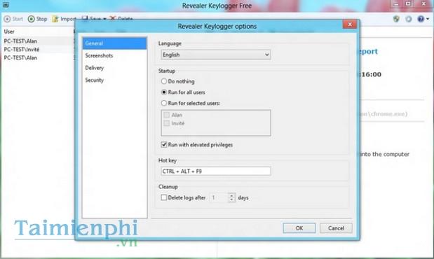 Revealer Keylogger Free
