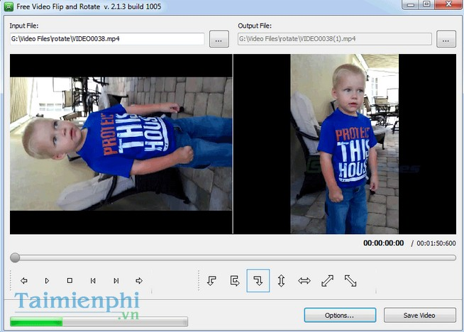download Free Video Flip and Rotate