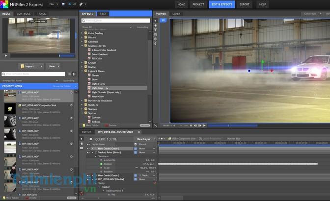 HitFilm 2 Express