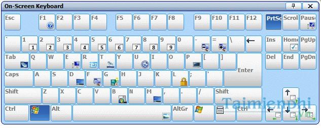 Comfort On Screen Keyboard