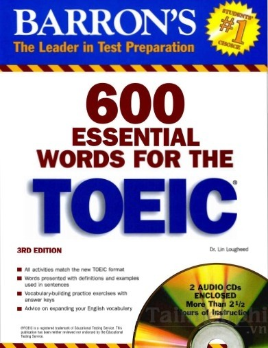 download 600 essential words for the toeic test 3rd edition