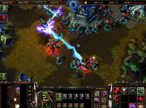 Tải Warcraft 3 Full Tiếng Việt - Trò chơi chiến tranh giữa những chủng tộc 5
