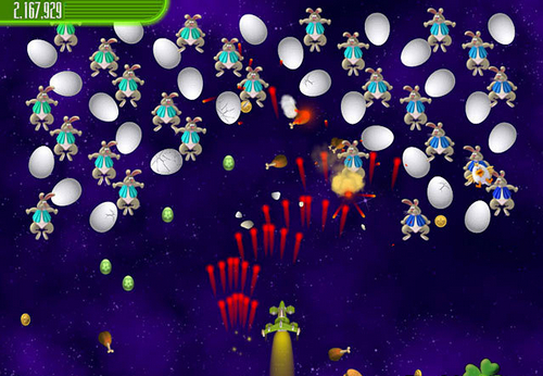 Tải Game Chicken Invaders 3