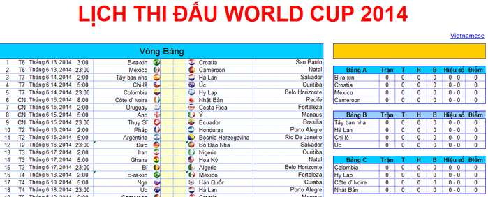 lich-thi-dau-world-cup