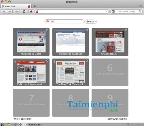 download opera for mac