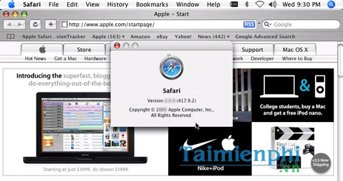 download safari for mac