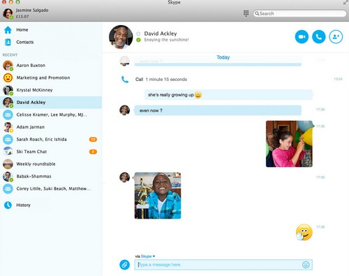 download skype cho mac