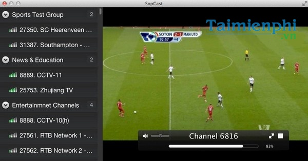 download sopcast for mac