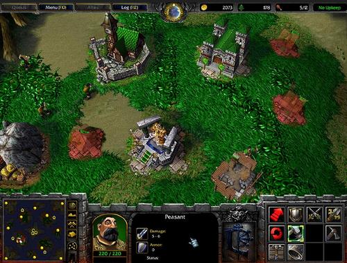 Tải Warcraft 3 Full Tiếng Việt - Trò chơi chiến tranh giữa những chủng tộc 2