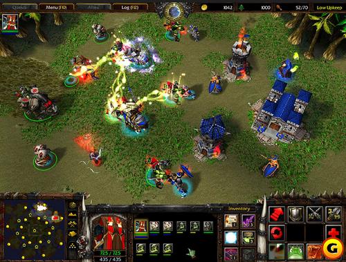 Tải Warcraft 3 Full Tiếng Việt - Trò chơi chiến tranh giữa những chủng tộc 3